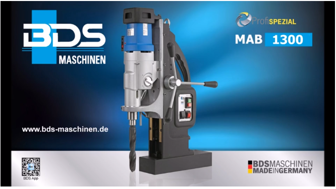 MAB 1300 with 800 mm stroke