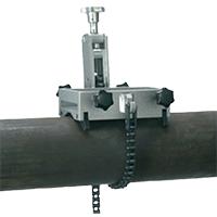 Abrazadera del tubo de diámetro 80-250 . tubos