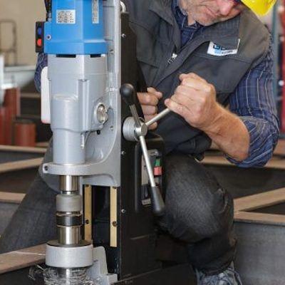 Una guía profesional para usar máquinas de perforación magnéticas